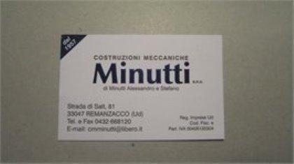 C. M. Minutti - Remanzacco