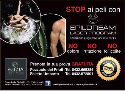 EGIZIA - MARCO POST POZZUOLO EGIZIA BEAUTY LOUNGE FELETTO UMBERTO - Pozzuolo del Friuli