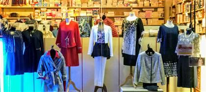 Vieni a vestire la nuova collezione primavera estate. Vasto assortimento anche per taglie comode fino alla 59