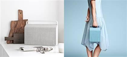 Da Robe di Casa trovi anche il design e la qualità di Vifa: gli amanti della musica resteranno stupiti dalla qualità del suono.