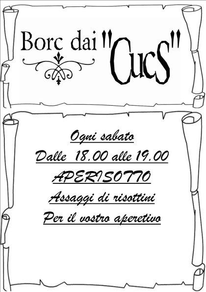 Osteria BORC DAI CUCS - Faedis