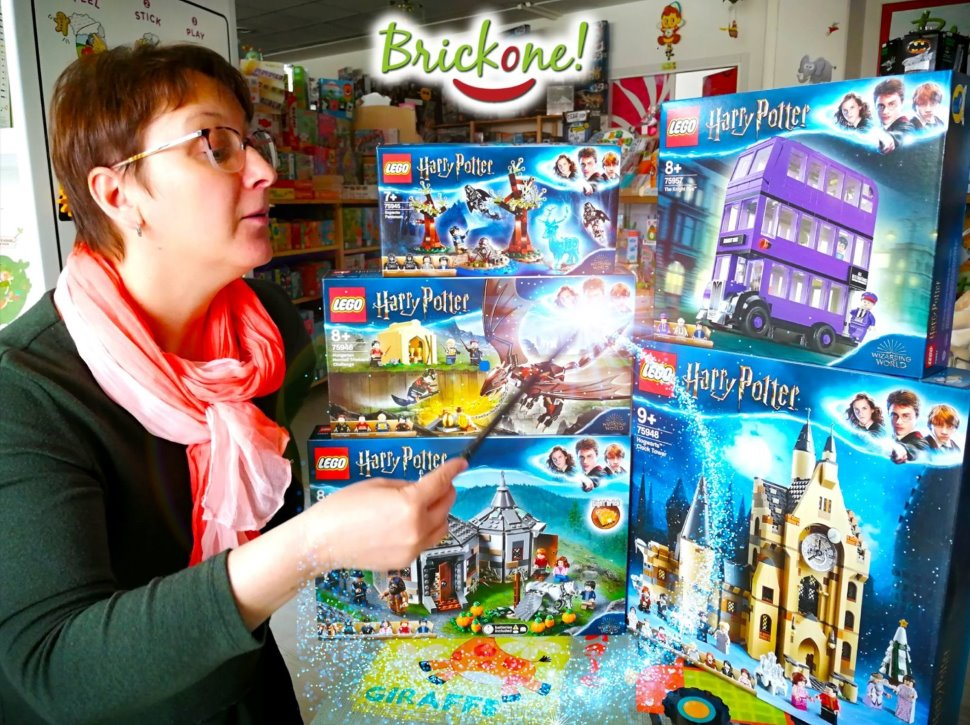 LEGO a UDINE: da Brickone un intero nuovo piano di vendita, tutto dedicato al mondo del mattoncino