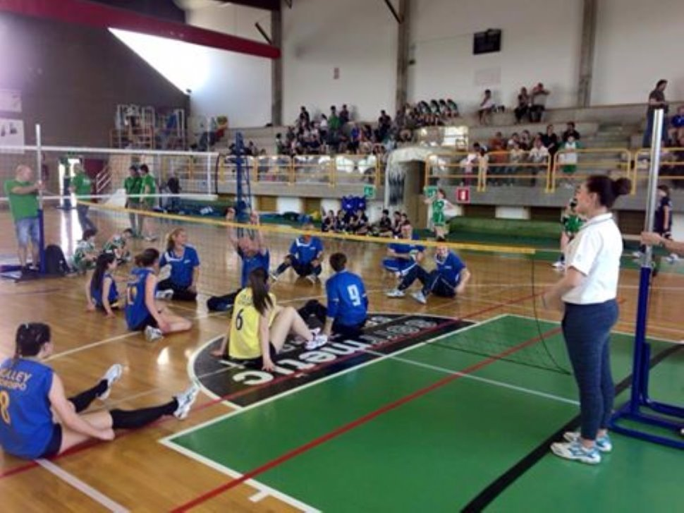 Porte aperte al SITTING VOLLEY!