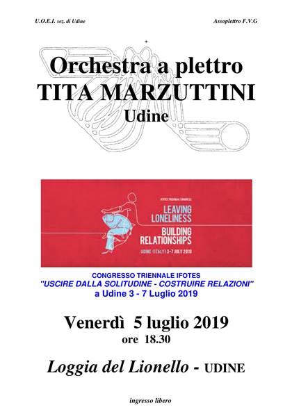 """Concerto alla """"Loggia del Lionello"""""""