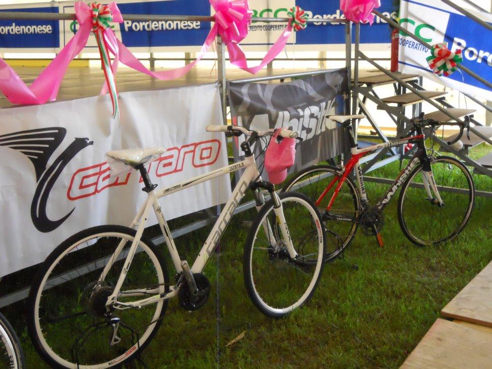 SCONTI su biciclette Carraro e Whistle 2013
