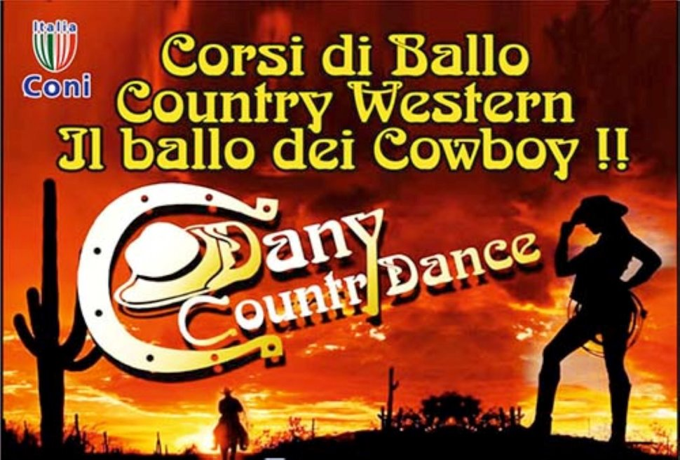 Corsi di Ballo Country Torino - Dany Country Dance