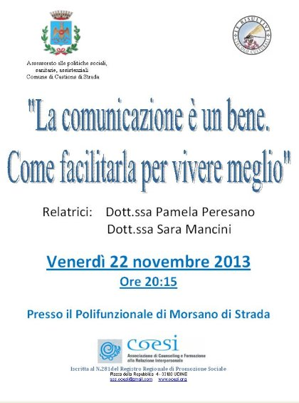 ASSOCIAZIONE COESI - Udine