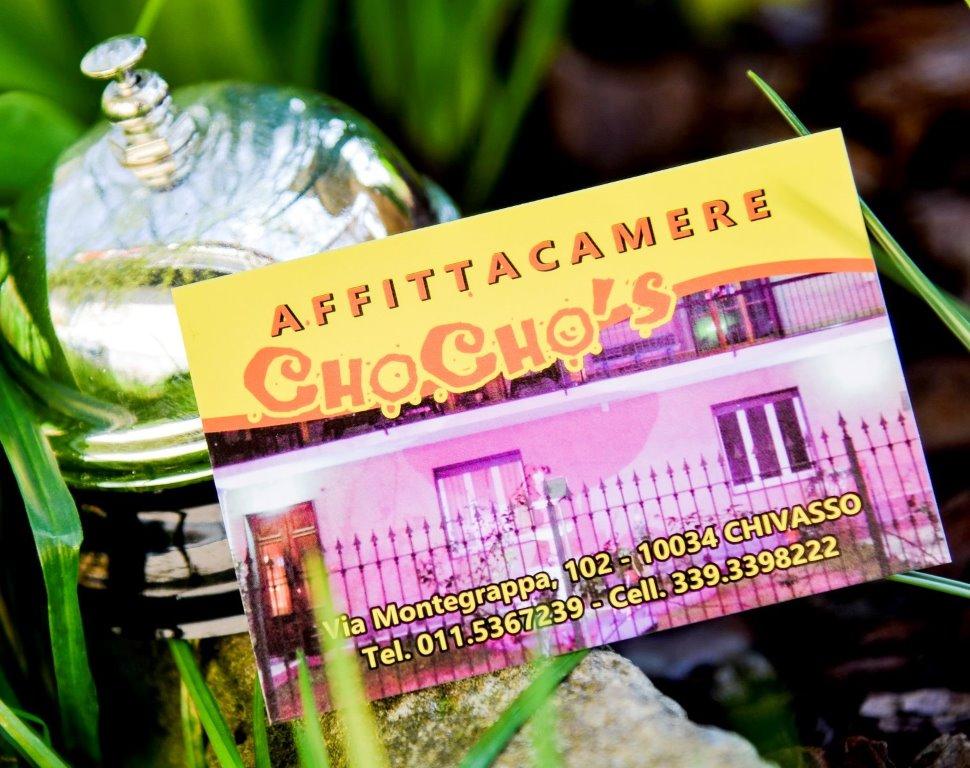 B&B Da Chocho's, Pernottamenti da 45,00 € a notte in camera doppia con prima colazione.