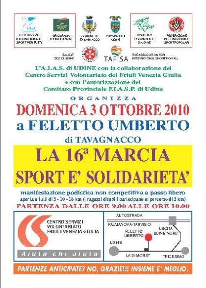 A.I.A.S. Sezione di Udine - via Diaz 60 - 33100 UDINE - Tavagnacco