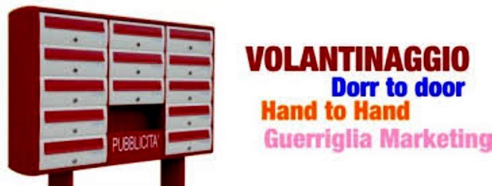 Distribuzione Volantini Pordenone & Provincia