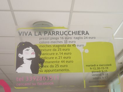 ViVa La Parrucchiera - Remugnano