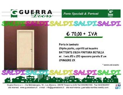 GUERRA DOORS - Tricesimo