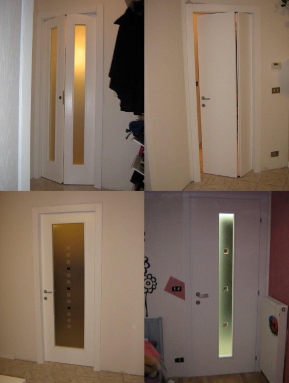 Porte interne frassino bianco