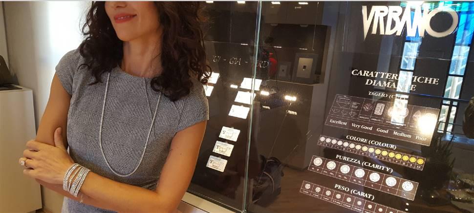 La nostra Gioielleria è un Centro di riferimento per il Diamante in FVG. Vieni a conoscerci ti sapremo regalare emozioni.