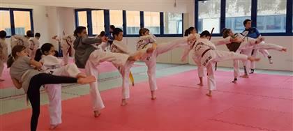 Cortesia, integrità, autocontrollo, perseveranza sono i principi del Taekwondo. Iscriviti ai nuovi corsi, sei ancora in tempo.