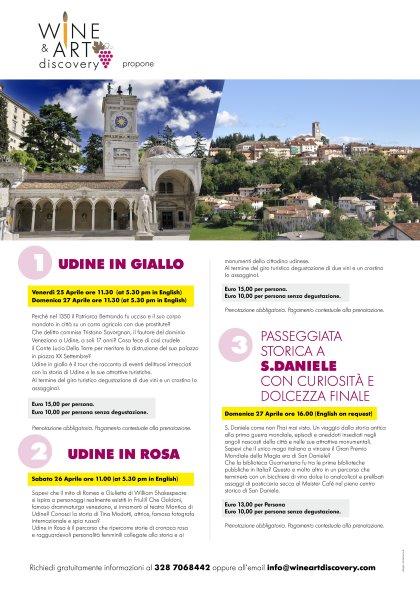 Wine & Art Discovery - Udine
