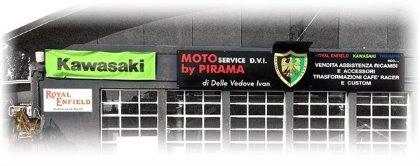 Motoservice DVI by Pirama - Pordenone