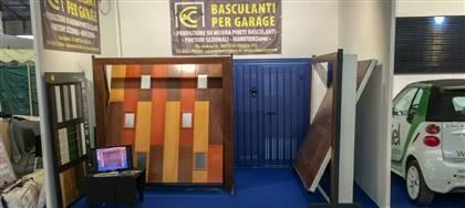 Alla Fiera di S. Stefano dall'1 al 5 agosto vieni a conoscere C&C Basculanti, l'azienda che cerchi per basculanti su misura
