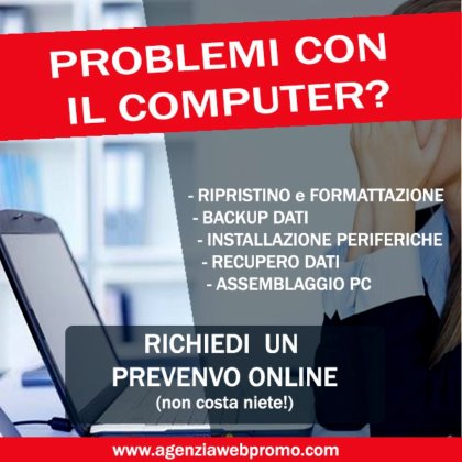 ASSISTENZA COMPUTER E NOTEBOOK udine