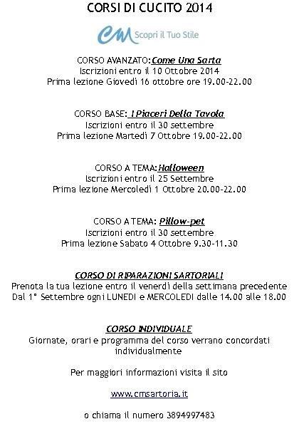 CM Sartoria - Udine