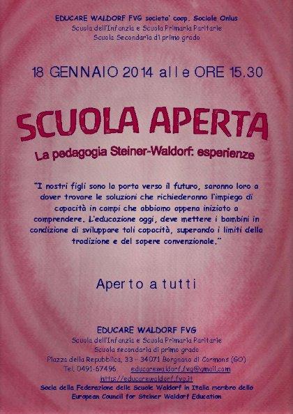 EDUCARE WALDORF FVG - Cormons