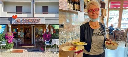 Vieni Al Coresut, un ambiente familiare e accogliente non solo per la tua pausa pranzo, ma anche a colazione o per un aperitivo