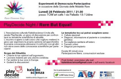 Associazione culturale Kaleidoscienza - Udine