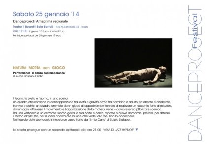danceproject - Trieste