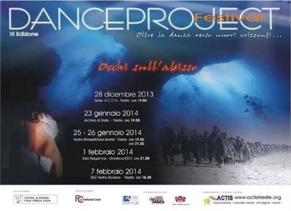danceproject - Trieste