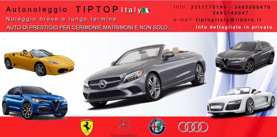 TIP TOP Italy srls Noleggio auto