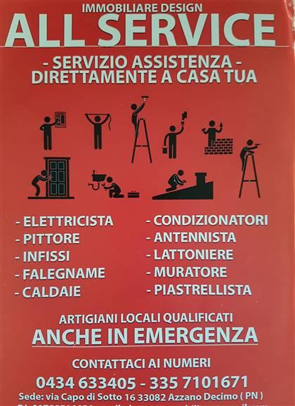All Service - Azzano Decimo