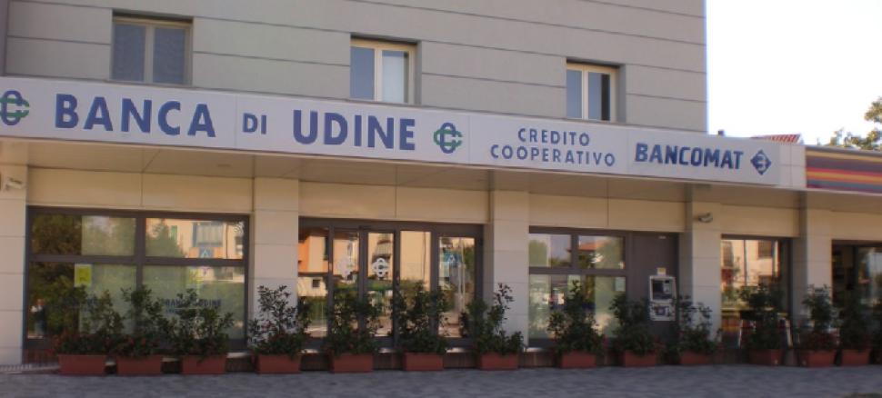 Vieni in via Spilimbergo a Martignacco a conoscere i nostri servizi. Banca di Udine: a pochi metri da te