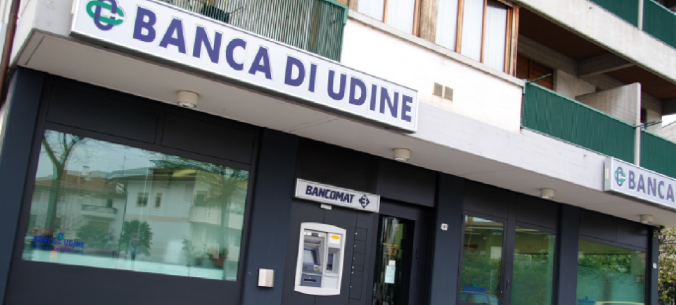 Vieni in viale Leonardo da Vinci a conoscere i nostri servizi. Banca di Udine: a pochi metri da te
