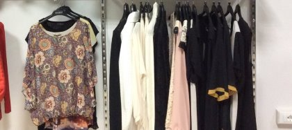 Stile elegante ma anche casual e fashion per le taglie dalla 46 alla 58. Da Giselle a San Vito al Tagliamento