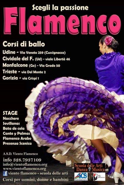 Flamenco in F.V.G.