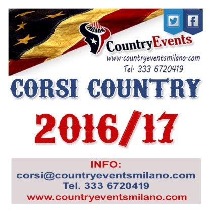 CORSI DI BALLO COUNTRY MILANO