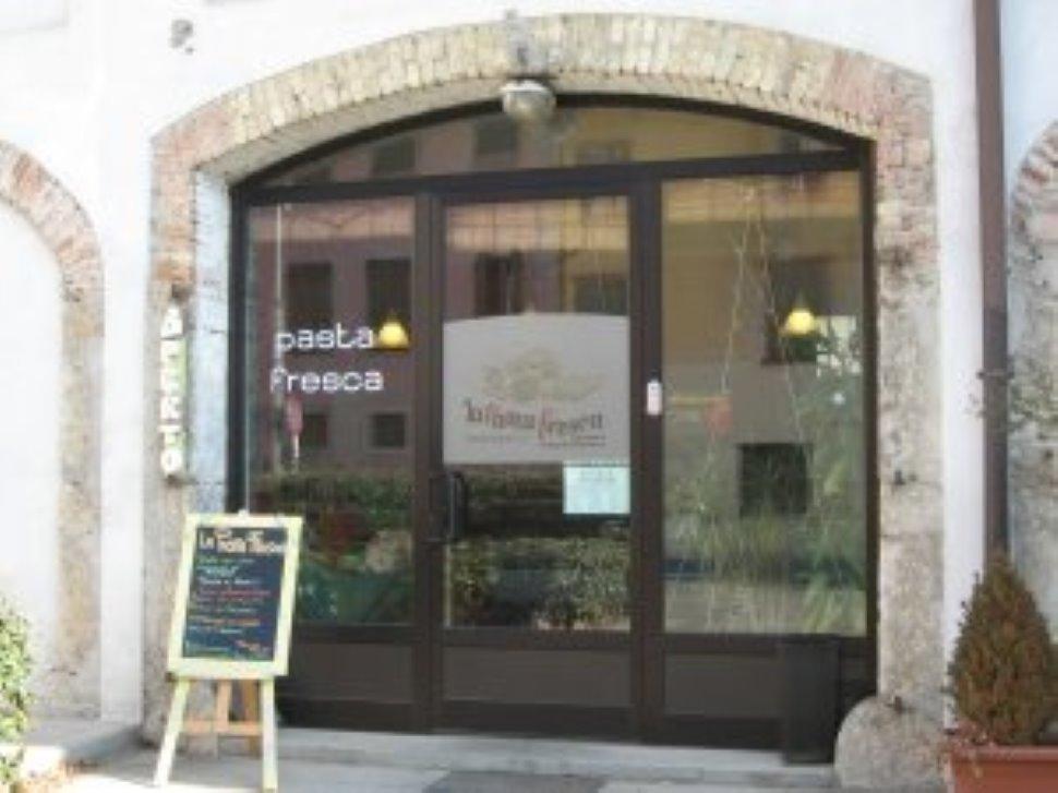 Laboratorio artigianale di pasta fresca, gastronomia e prodotti alimentari