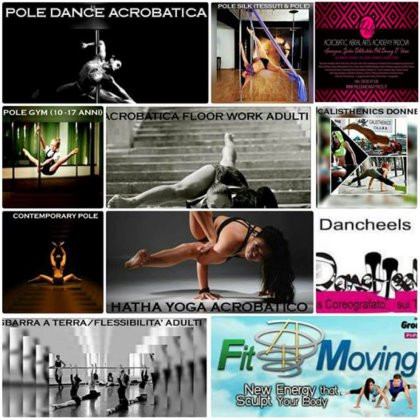 Pole Dance Padova - Acrobatic Aerial Arts Academy Padova - Associazione Sportiva Dilettantistica Pole Dancing & Fitness