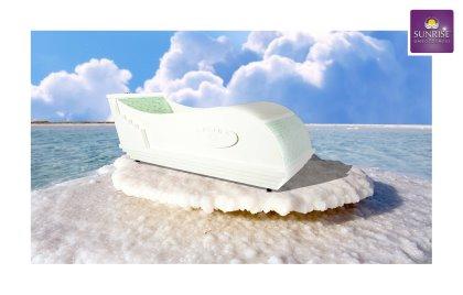 Salina Slim: la culla di sale caldo per la bellezza e il benessere del corpo