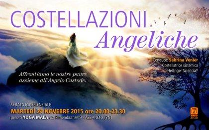 COSTELLAZIONI ANGELICHE - Serata esperienziale
