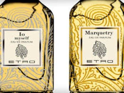 ETRO Io myself & Marquetry