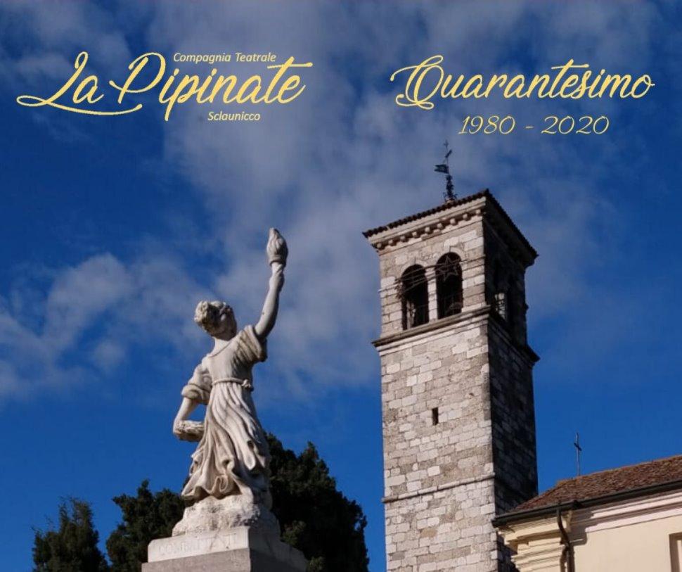 """Compagnia Teatrale """"La Pipinate"""" - Sclaunicco"""