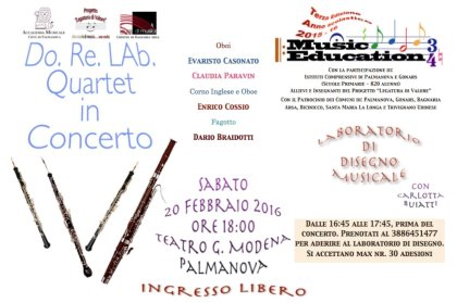 DORELAb Quartet in Concerto