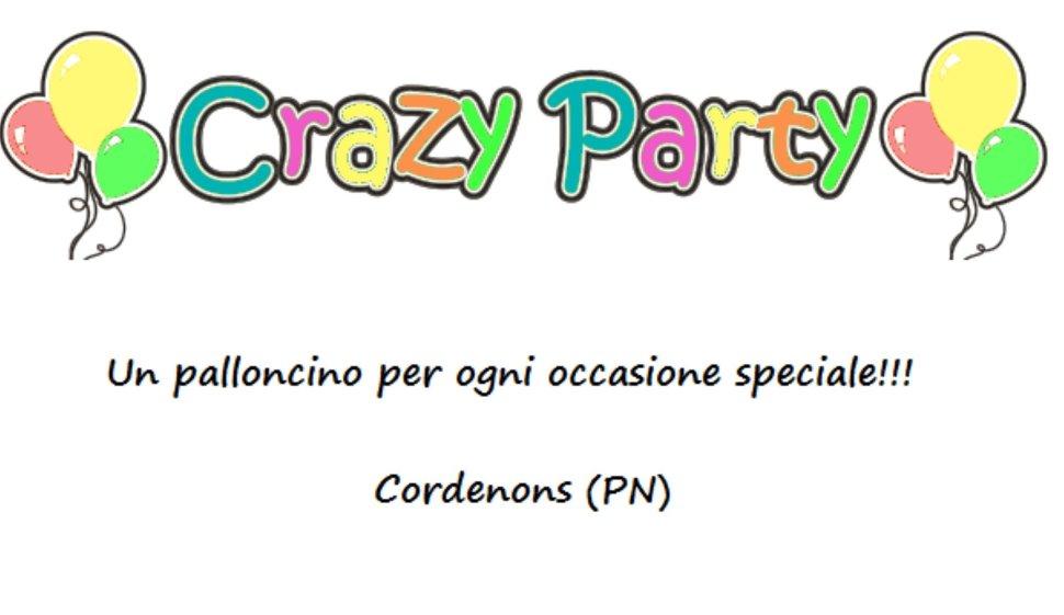 Crazy Party allestimenti per ogni tipo di festa