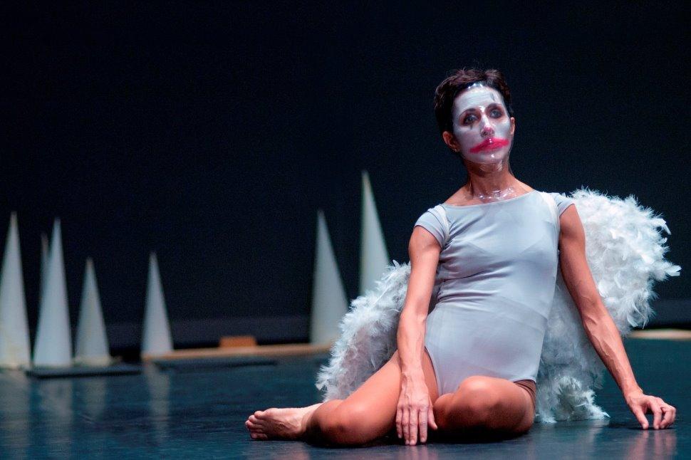 Virgilio Sieni e la sua Dolce Vita sulla Passione sabato 2 aprile a Udine/Teatro Contatto 34