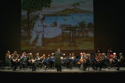 Musiche di film d'autore con l' orchestra a plettro Tita Marzuttini