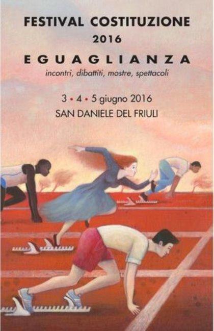 """Festival Costituzione 2016 - sul tema: """"Eguaglianza"""""""