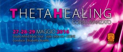 CORSO DI THETA HEALING AVANZATO