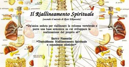 PRESENTAZIONE DEL RIALLINEAMENTO SPIRITUALE
