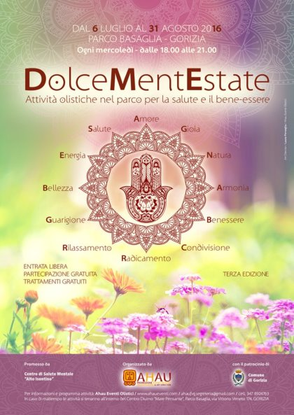 DolceMentEstate 2016